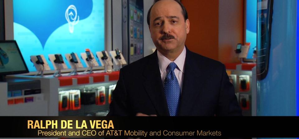 Ralph De La Vega – His Story AT&T